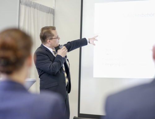 Vortrag zum Thema IT-Sicherheit und Datenschutz in Espelkamp